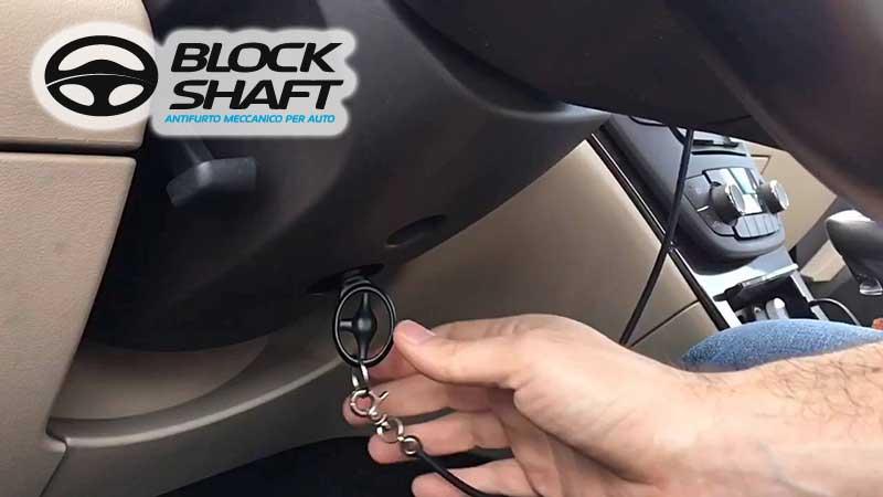 Chiave antifurto Block Shaft